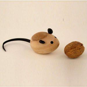Ratiño de madeira